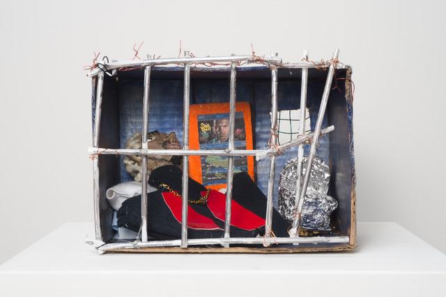 , 'Untitled (Chris Brown in jail),' 2013, Fleisher/Ollman