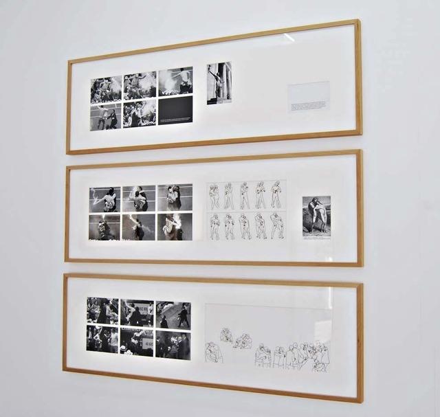 , 'Deconstruyendo el oído,' 2007, Adora Calvo