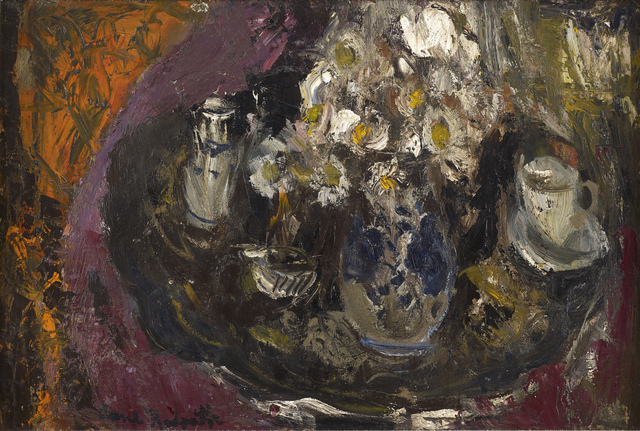 , 'The Victorian Tray,' ca. 1959, The Scottish Gallery