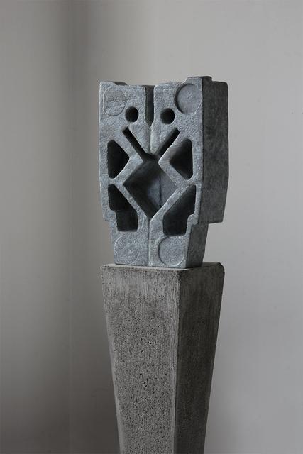 , 'Sentinel,' 2016, Anat Ebgi