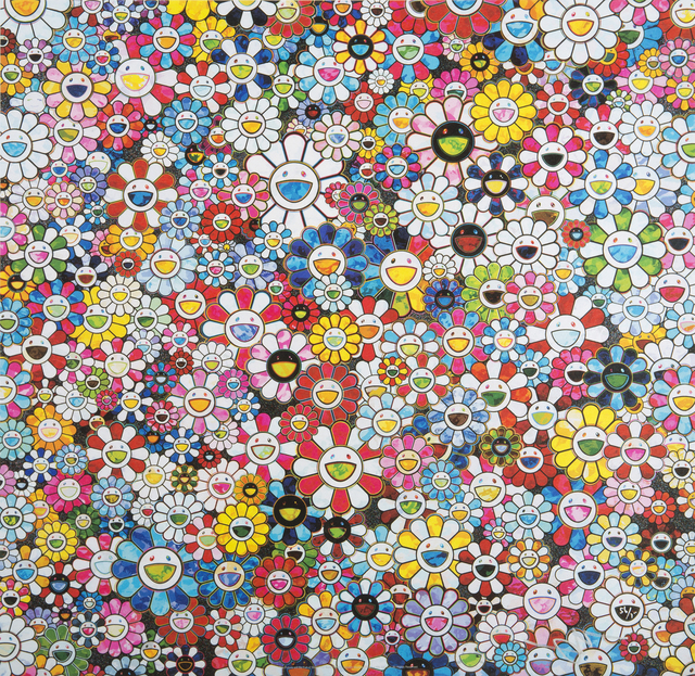 Takashi Murakami, 'The Future will Be Full of Smile! For Sure!', 2013, Julien's Auctions