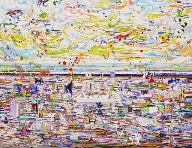 , 'Alexander Calder's Studio, Connecticut,' 2017, NUNU FINE ART
