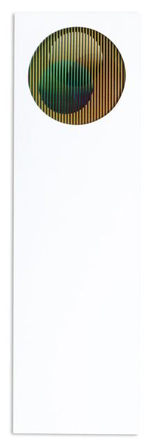 Carlos Cruz-Diez, 'chromointerference pancho 1', 2009, Print, Screen-print, Kunzt Gallery