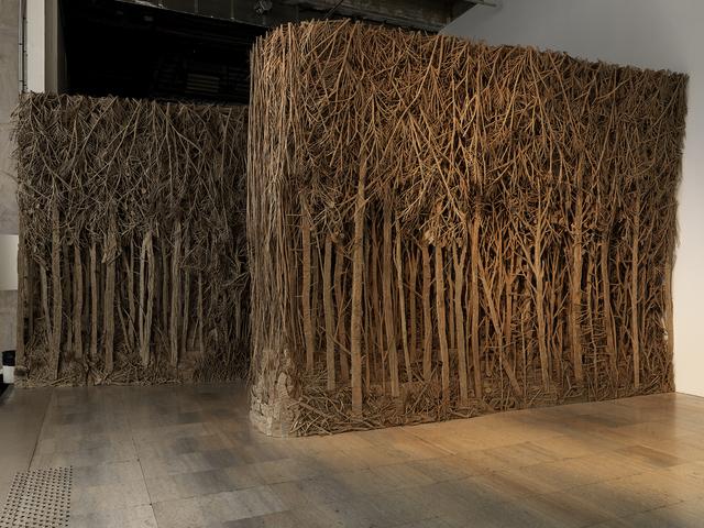 , 'Forêt (Forest),' 2014, Palais de Tokyo