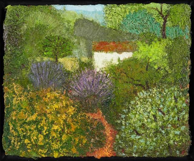 , 'Garden,' 2017, Catto Gallery