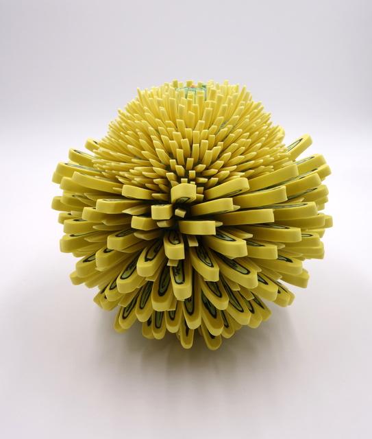 Zemer Peled, 'Small Pua 4', 2019, Sculpture, Porcelain, Mark Moore Fine Art