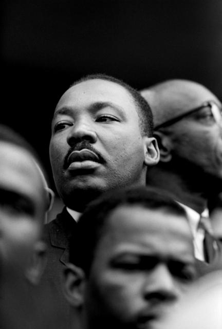 , 'Martin Luther King (Portrait), Selma,' 1965, Atlas Gallery