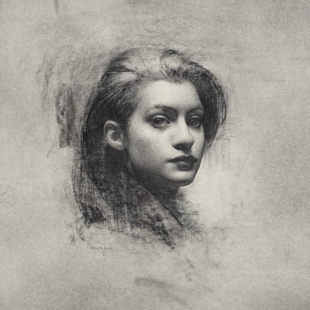 , 'Study for Alyssa,' 2018, Grenning Gallery