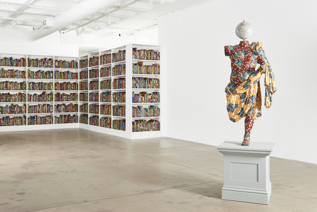Yinka Shonibare MBE: Ruins Decorated | Goodman Gallery | Artsy