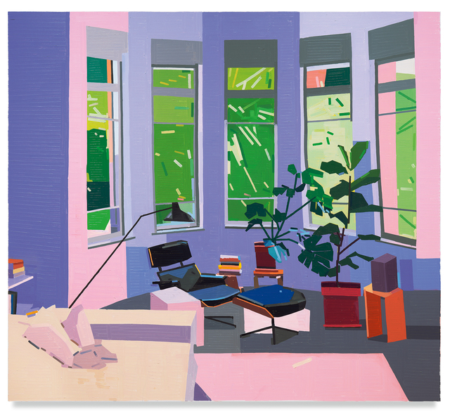 Guy Yanai, 'Gilboa St Living Room', 2019, Miles McEnery Gallery