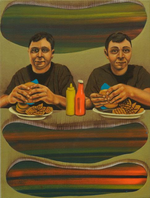 , 'Hunger auf Essen,' 2009, Gudberg Nerger