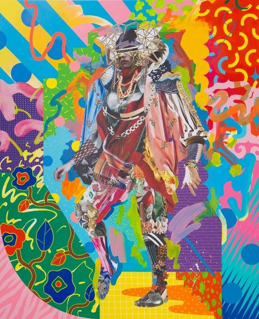 , 'Stepman,' 2015, Mirus Gallery