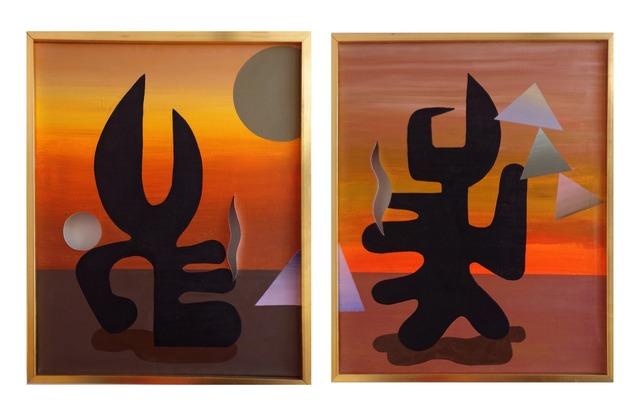 , 'Amor y fuego sobre el año nuevo,' 2013, Nora Fisch