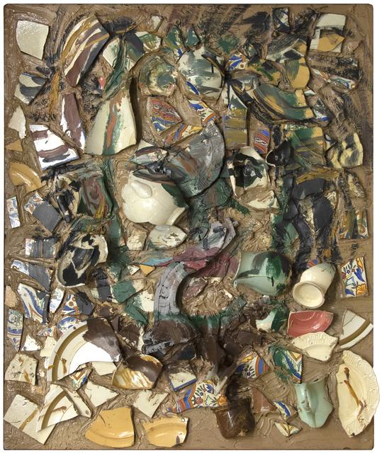 Julian Schnabel, 'Pascin Pig Passin Time', 1983, Heather James Fine Art