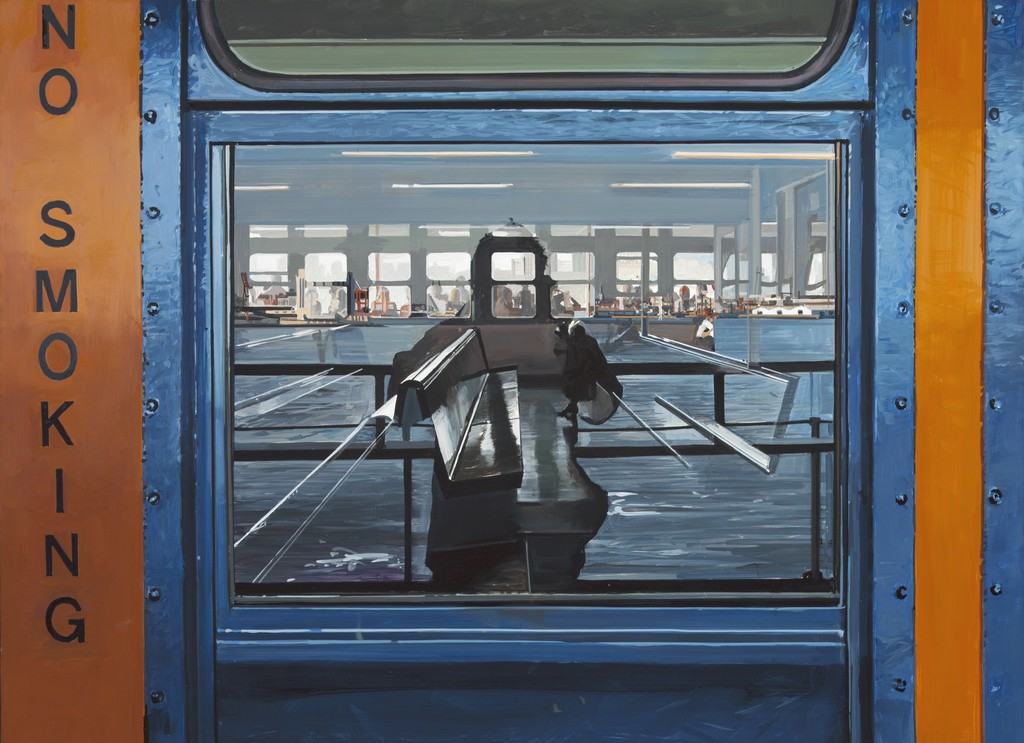Self-Portrait, 2013