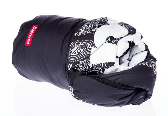 Supreme X The North Face, 'Dolomite Bandana Sleeping Bag (Black)', 2014, Heritage Auctions
