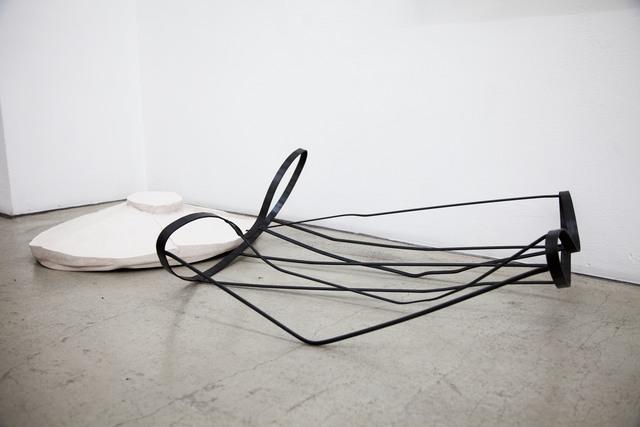 """, 'Aus der Serie Luxusprobleme: """"Schön als Zeuge"""",' 2015, Gabriele Senn Galerie"""