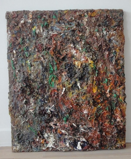 Eugène Leroy, 'Apparences', 1991, Galerie Laurent Godin