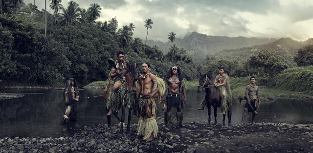 Jimmy Nelson, 'Vaioa River, Atuona, Hiva Oa, Marquesas Islands, French Polynesia', 2016, Atlas Gallery