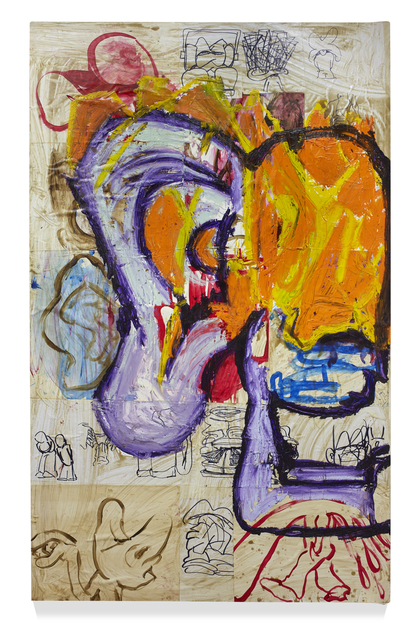, 'Untitled (community piece),' 2019, Pilar Corrias Gallery