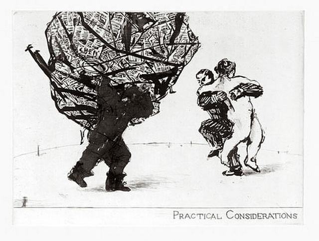 , 'Little Morals (Practical Considerations),' 1991, Osborne Samuel