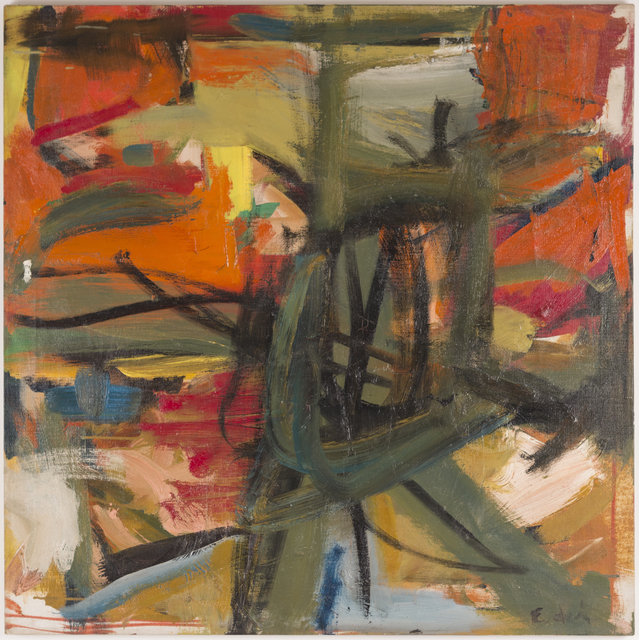 , 'Squeeze Play,' 1957, Eric Firestone Gallery