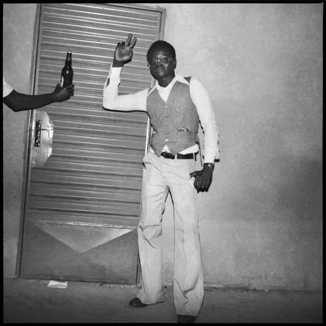 Sanlé Sory, 'Une biere pour moi', 1980, David Hill Gallery