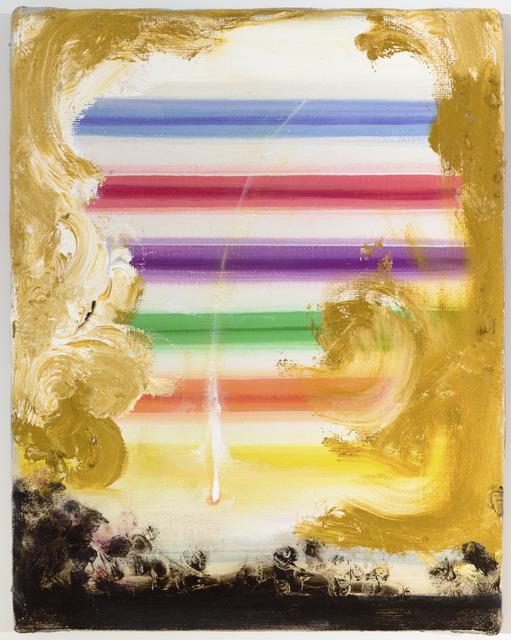 , 'Meteor,' 2015, Galerie Eva Presenhuber