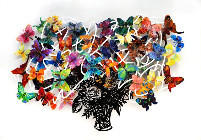 David Gerstein, 'COEXISTENCE共榮', 2013, Artrue Gallery