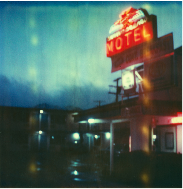 Stefanie Schneider, 'Thunderbird Motel - Polaroid, Contemporary, Icons, Color', 2005, Instantdreams