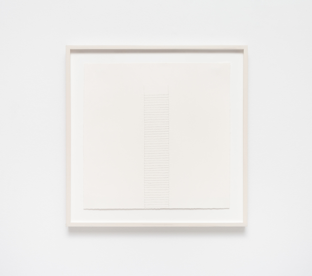 , 'Incised Lines Rising -1; Autumn Series I,' 2013, Rhona Hoffman Gallery