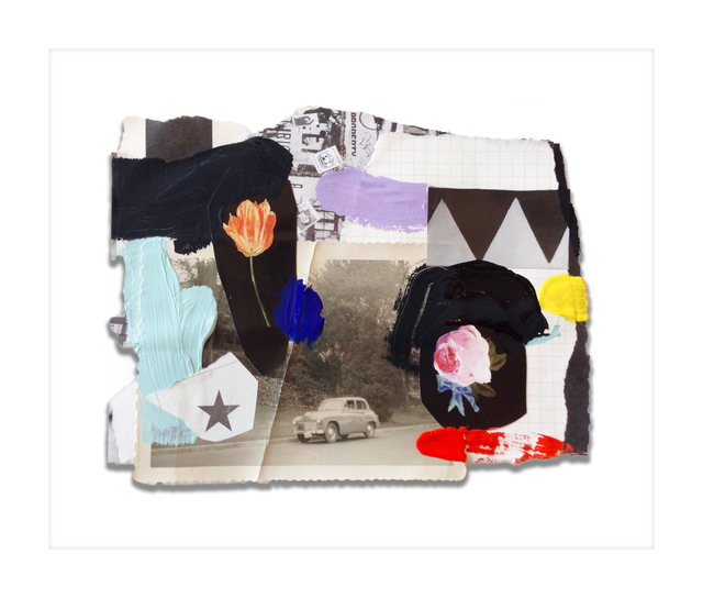 , 'Colour Study (Vintage Photographs) IV,' 2016, Newzones