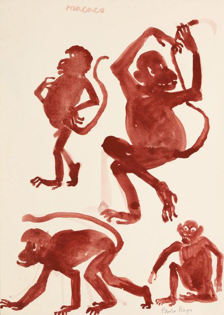 , 'Macaco (Monkey),' 1985, Marlborough London