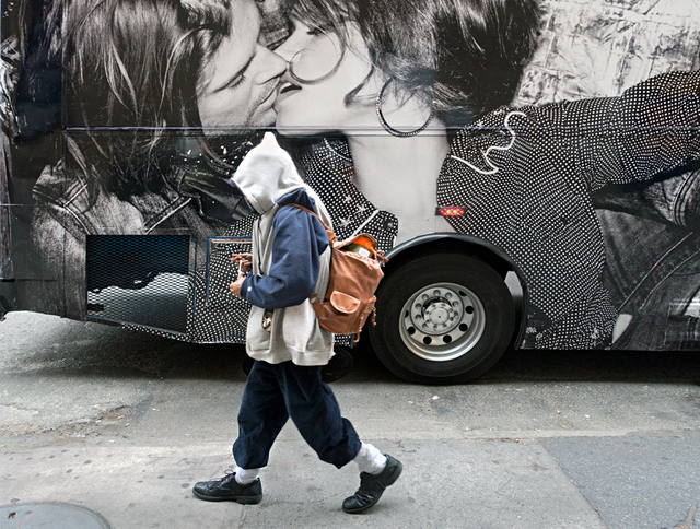 , 'A Kiss & A Hoody ,' , Soho Photo Gallery