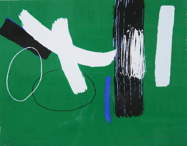 , 'Millennium Series (Green),' 2000, Gwen Hughes Modern British Art
