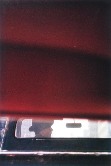 , 'Driver,' ca. 1950, Galerie f5,6