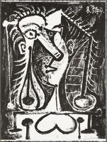 Pablo Picasso, Figure Composée I
