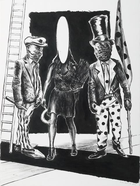 Mihael Milunovic, 'Circus', 2018, Coleccion SOLO