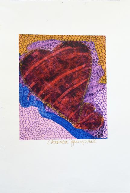 , 'Two Hearts Faith,' 2018, Carter Burden Gallery