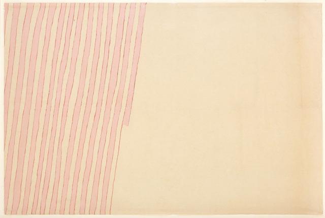 , 'Linea doppia,' 1979, Studio Guastalla