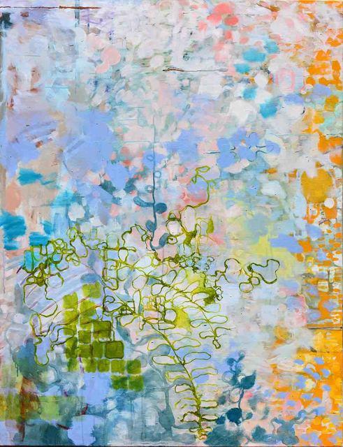 , 'Empty garden,' 2018, Galerie SOON