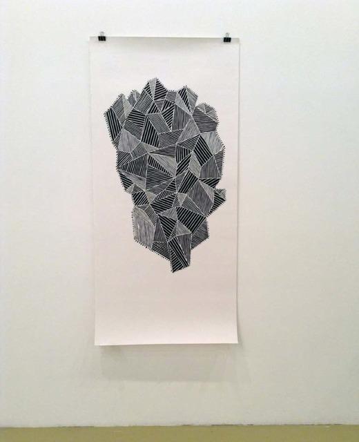 , 'Cuerpo geométrico #07,' 2013, Proyectos Ultravioleta