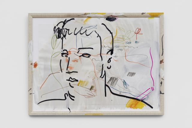 France-Lise McGurn, 'Sleepover', Yeux , Simon Lee Gallery