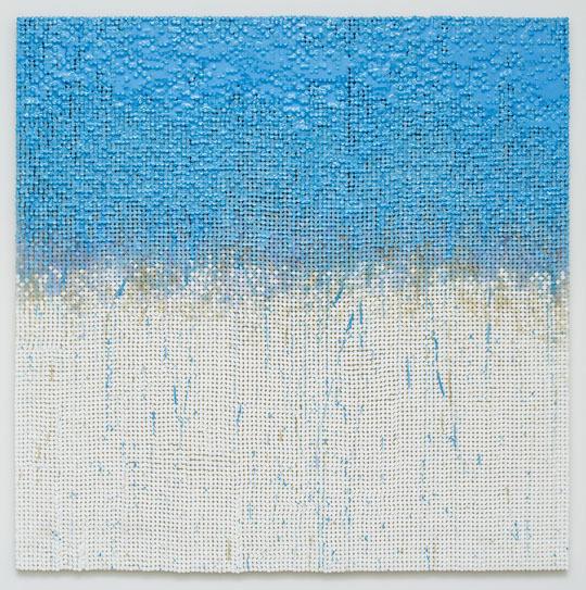 , 'American Muscle, (sky blue convertible),' 2014, Elizabeth Leach Gallery
