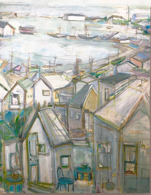 , 'Starthistle,' 2015-2018, AMP: Art Market Provincetown