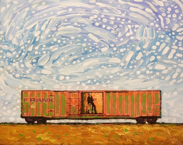 Steve Coffey, 'Fallen Star Cars - Frank', 2018, The Front Gallery