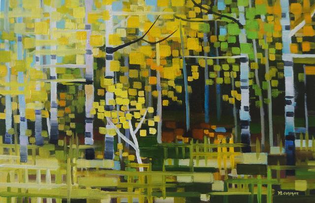 , 'Spring Fling,' 2015, Abend Gallery