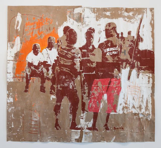 , 'Groupe de jeune n1,' 2014, Jack Bell Gallery