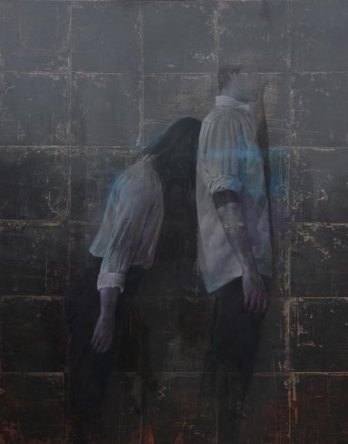 , 'Trazado diagonal,' 2017, Victor Lope Arte Contemporaneo