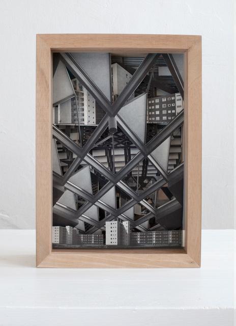 , 'Ornament in der Gegenwartsarchitektur,' 2016, Raum mit Licht
